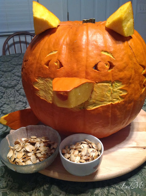 fox+jackolantern+plus+kettle+roasted+pumpkin+seeds